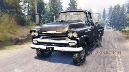 Chevrolet Apache pour Spin Tires