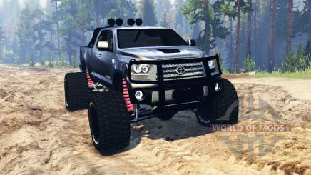 Toyota Tundra für Spin Tires