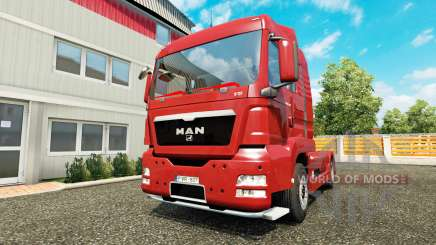 MAN TGS für Euro Truck Simulator 2