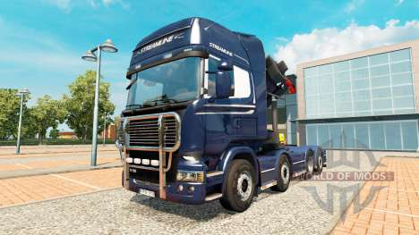 Chassis 8x4 Scania pour Euro Truck Simulator 2