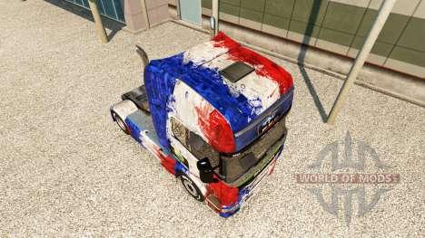 Haut Frankreich Copa 2014 für Scania-LKW für Euro Truck Simulator 2
