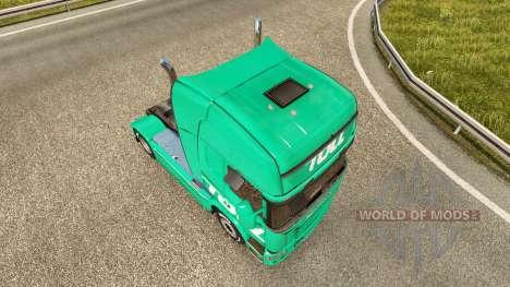 Maut-skin für den Scania truck für Euro Truck Simulator 2