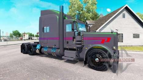 Koliha de la peau pour le camion Peterbilt 389 pour American Truck Simulator