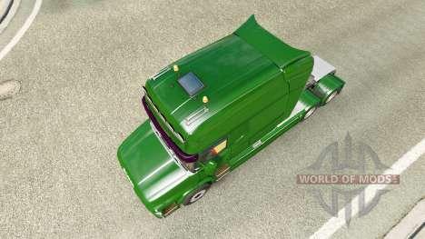 Scania T Longline v2.0 pour Euro Truck Simulator 2