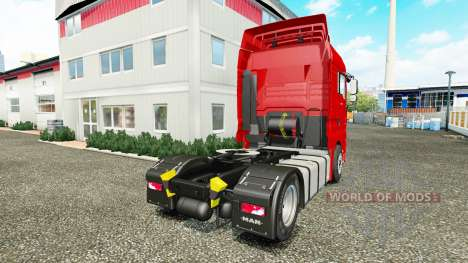 MAN TGA für Euro Truck Simulator 2
