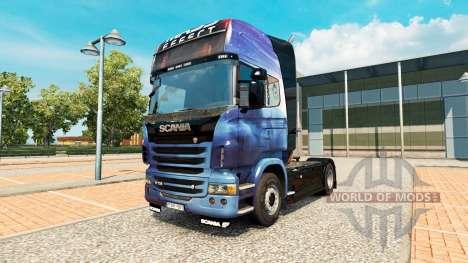 L'Effet de masse de la peau pour Scania camion pour Euro Truck Simulator 2