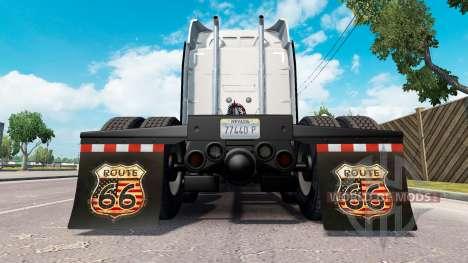 HD-Schlamm-klappen v1.2 für American Truck Simulator