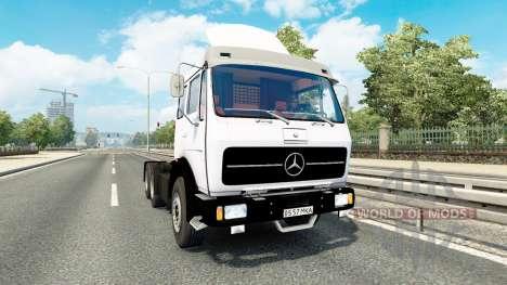 Mercedes-Benz 1632 pour Euro Truck Simulator 2