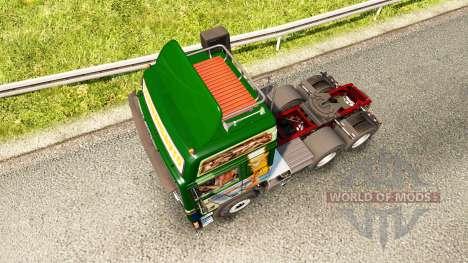 Volvo F10 [fix] für Euro Truck Simulator 2