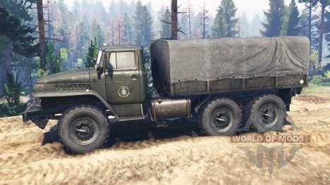 Ural-375 v3.0 pour Spin Tires