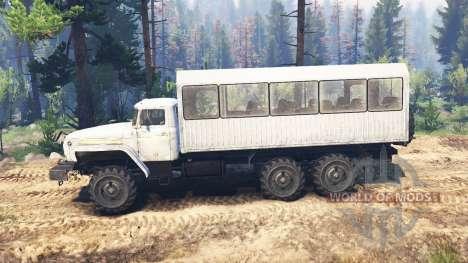 Ural-4320-30 v2.0 für Spin Tires