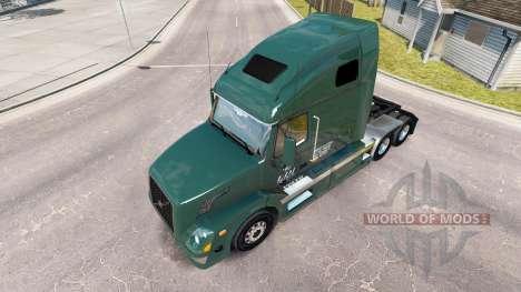 Haut-Services für LDI Sattelzugmaschine Volvo VN für American Truck Simulator