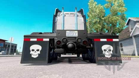 Eine Sammlung von skins für die Kotflügel für American Truck Simulator