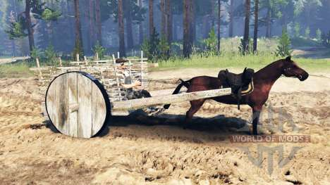 Wagon v2.0 pour Spin Tires