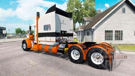 La peau de Big Shot sur le camion Peterbilt 389 pour American Truck Simulator