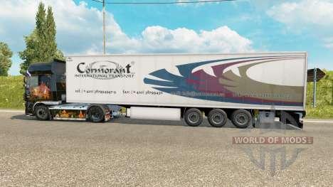 Semi-Remorque Krone pour Euro Truck Simulator 2