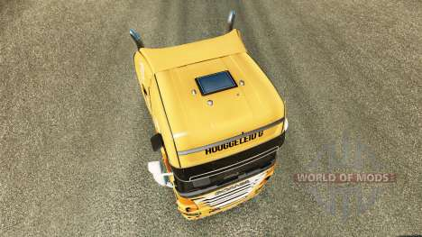 Rijke Tata-skin für den Scania truck für Euro Truck Simulator 2