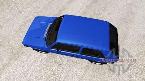 Volkswagen Golf Mk1 für BeamNG Drive