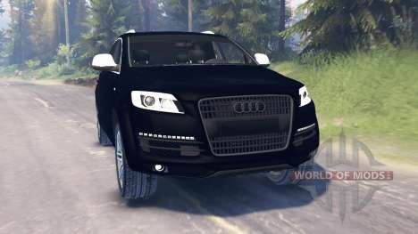 Audi Q7 v5.0 für Spin Tires