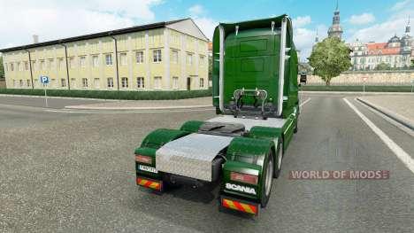 Scania T Longline v2.0 für Euro Truck Simulator 2