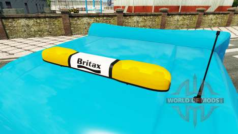 Die Sammlung von blinkenden Lichtern für Euro Truck Simulator 2