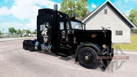 Motorhead skin für den truck-Peterbilt 389 für American Truck Simulator