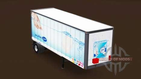 Iranische skins für Trailer für American Truck Simulator