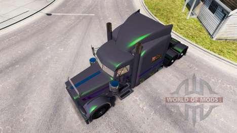 Koliha skin für den truck-Peterbilt 389 für American Truck Simulator