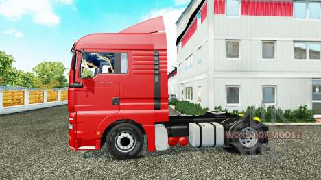MAN TGA pour Euro Truck Simulator 2