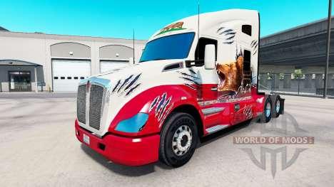 Getönte Lichter und Windows für American Truck Simulator