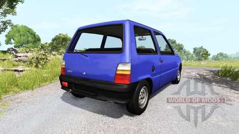 VAZ-1111 [remake] für BeamNG Drive