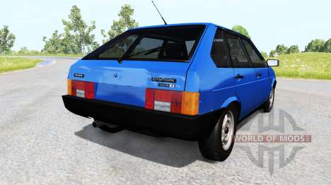 VAZ-2109 Satellite pour BeamNG Drive
