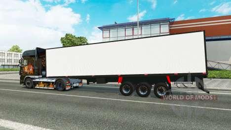 Brésilien remorque pour Euro Truck Simulator 2