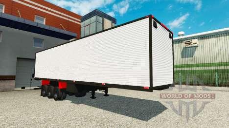 Brasilianischer trailer für Euro Truck Simulator 2