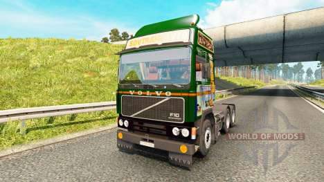 Volvo F10 [fix] pour Euro Truck Simulator 2