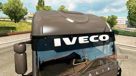 Sun visors für Euro Truck Simulator 2