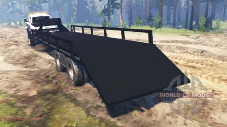 Ford F-350 OBS Dually 1994 für Spin Tires