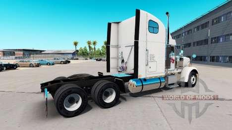 La peau de l'IMOA de Transport sur le tracteur F pour American Truck Simulator