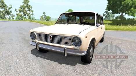 VAZ-2102 Zhiguli pour BeamNG Drive