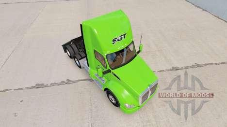 Haut SGT auf Traktor Kenworth für American Truck Simulator