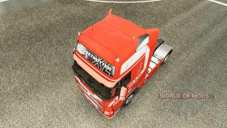 S. Verbeek peau pour Volvo camion pour Euro Truck Simulator 2