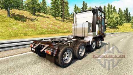 DAF XF [crawler & high lift] pour Euro Truck Simulator 2