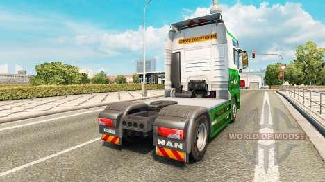 Haut-Westdijk B. V. MANN. für Euro Truck Simulator 2