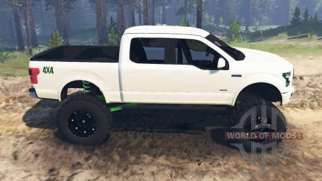 Ford F-150 [zombie edition] für Spin Tires