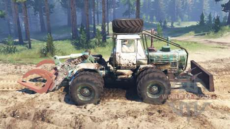 T-150K 1989 pour Spin Tires