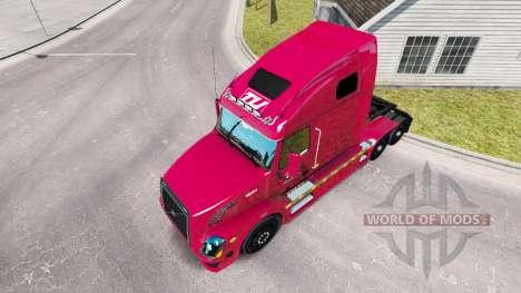 La peau Lignes Transco inc. pour les camions Vol pour American Truck Simulator
