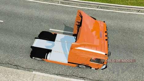 Volvo FH12 460 [final] pour Euro Truck Simulator 2