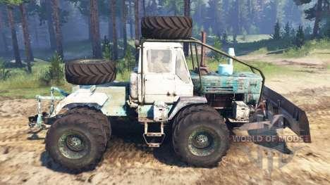 T-150K v2.0 für Spin Tires