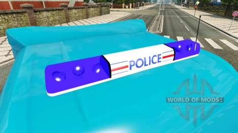 La collection de lumières clignotantes pour Euro Truck Simulator 2