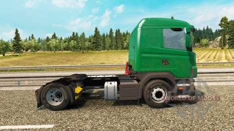 Scania 114L 380 v2.0 pour Euro Truck Simulator 2